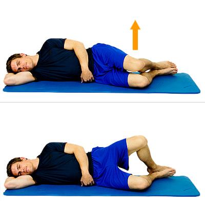 Clamshell Exercise For Glutes