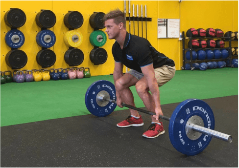 strength and conditioning training clinic