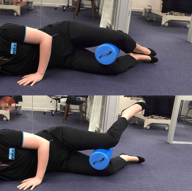 Adductor Release Exercise