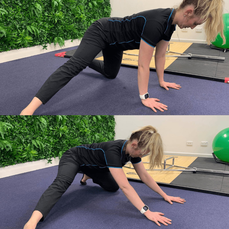 Adductor Rocks For Groin Pain Rehab
