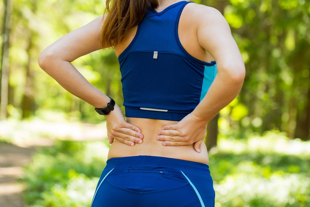 Back Pain In Athlete
