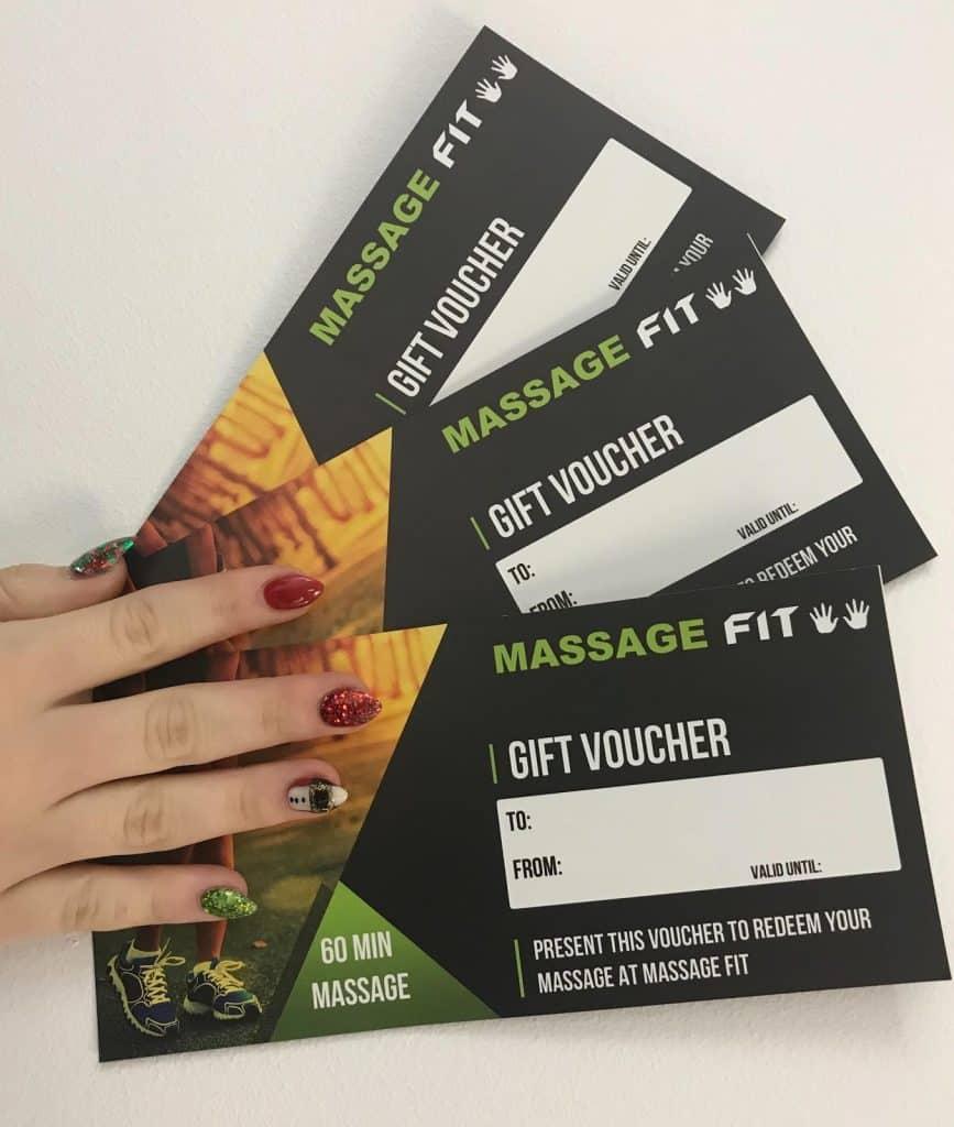 Massage Vouchers Adelaide