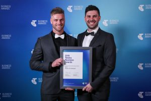 Peter And Andrew Telstra Awards