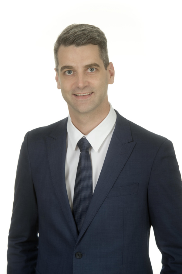 Luke Mooney Orthopaedic Consultant