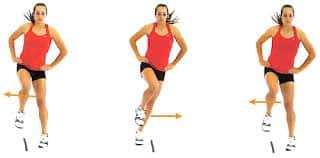 Hopping exercises